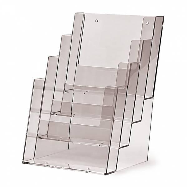 Tischaufsteller für 4xDIN A5