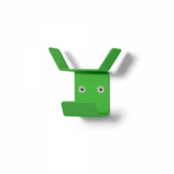 Minigarberobe grün