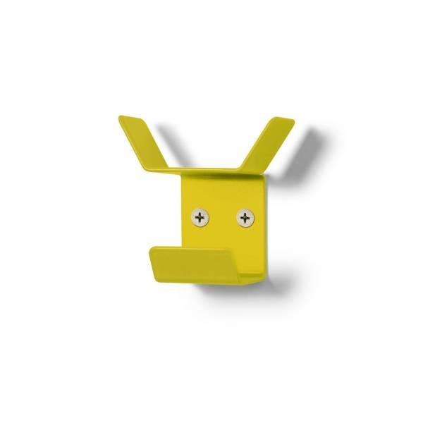Minigarberobe gelb