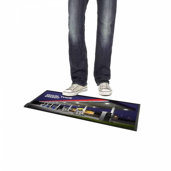 FloorWindo Posterdisplay, 4xDIN A4