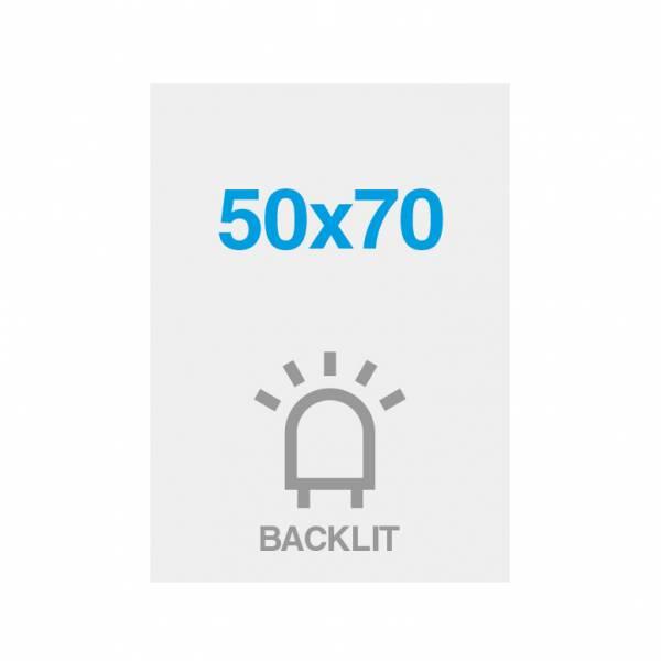 Premium Backlit PP Folie 200g/m2, Satin Oberfläche, 500x700mm