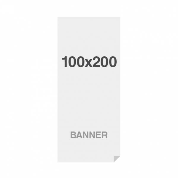 Premium Banner No-curl PP Folie 220g/m2, matte Oberfläche, 1000x2000mm