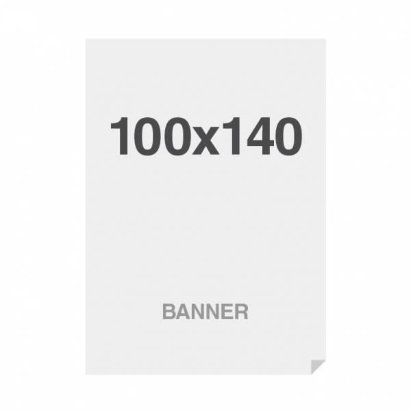 Premium Banner No-curl PP Folie 220g/m2, matte Oberfläche, 1000x1400mm