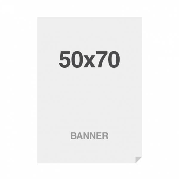 Premium Banner No-curl PP Folie 220g/m2, matte Oberfläche, 500x700mm