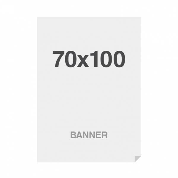 Premium Banner No-curl PP Folie 220g/m2, matte Oberfläche, 700x1000mm