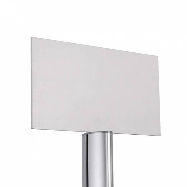 Topschild oben, 280x180 mm