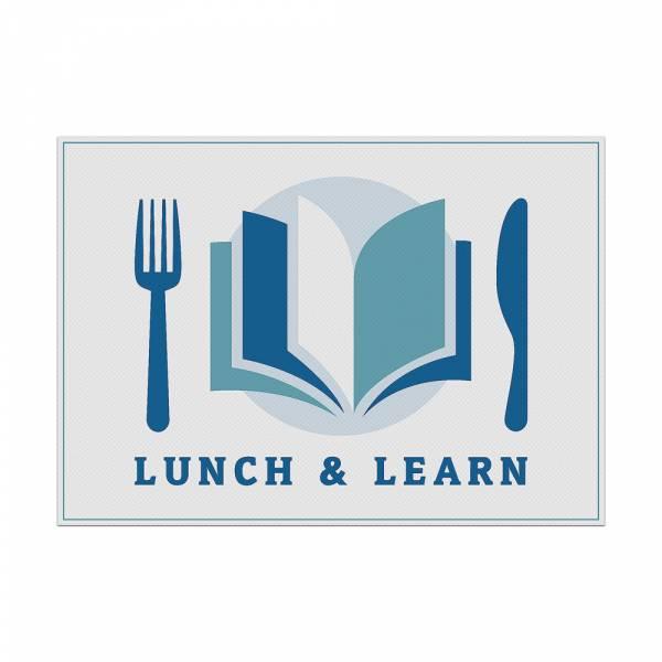 Tischsets Essen und Lernen