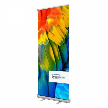 Roll Up Display Economy 85x200