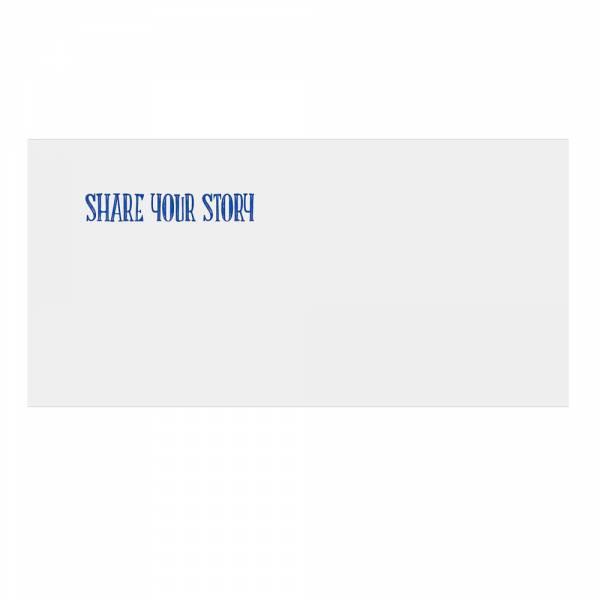 Selbstklebende Beschriftungsfolie 45x100cm, weiß
