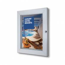 Abschließbarer Plakatschaukasten Plus (DIN A3)