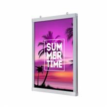 LED Slide In Frame