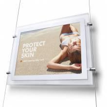 LED-Tafel A1 Hochformat
