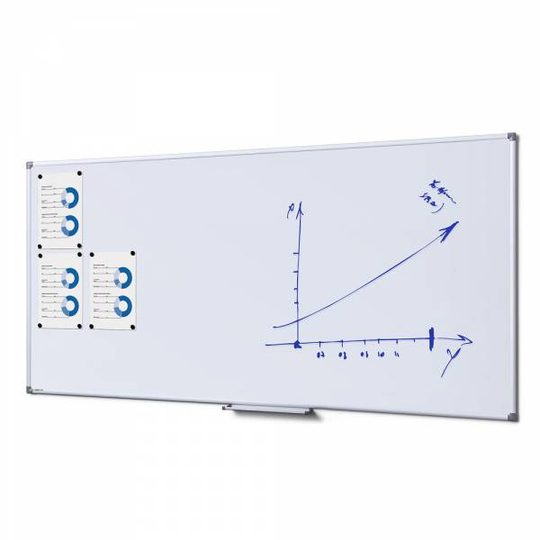 Whiteboard SCRITTO Emaille, 90x180