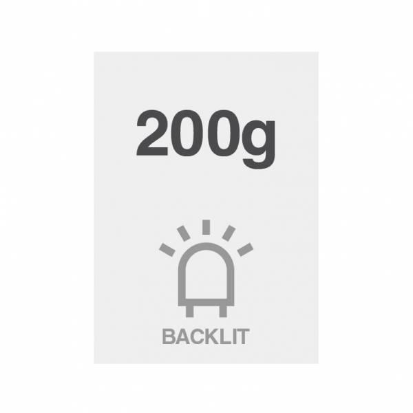 Premium Backlit PP Folie 200g