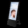 Digitaler Kundenstopper - Smart Line, schwarz - 0